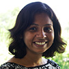 Anuradha Krishnamurthy - Winner of the Mary & James Cleary Scholarship