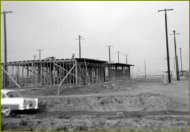 first building at CSUN