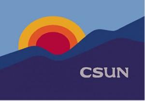 CSUN flag