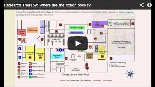 fiction books video