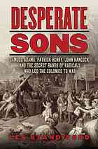 "Book Cover of ""Desperate Sons"""