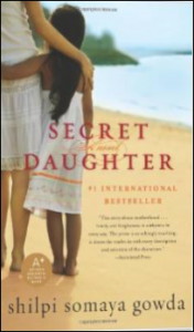 secret daughter book cover
