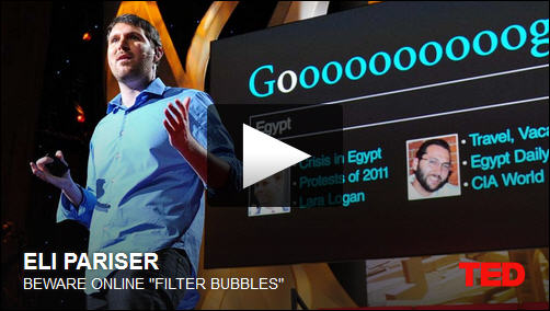 Filter Bubbles talk video