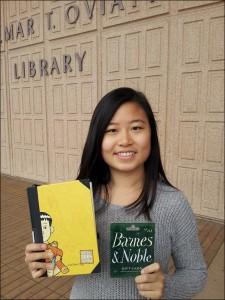 CSUN Student Julie Hong
