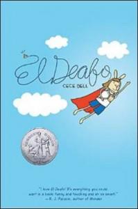El Deafo Book Cover