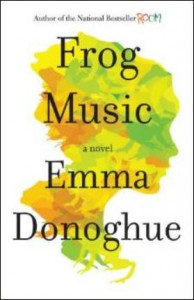 Frog Music Book Cover
