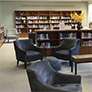Reading Room with Chairs