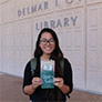 CSUN Student Wins $50 Gift Card in Honor of National Library Week