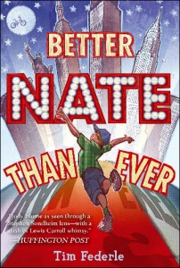 Better Nate Than Ever bookcover