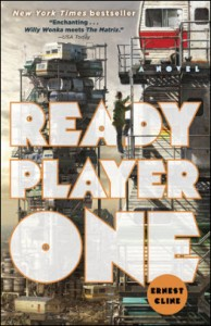 Ready Player One bookcover