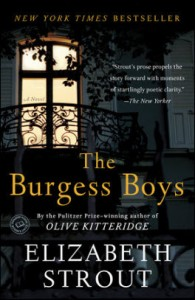 The Burgess Boys bookcover