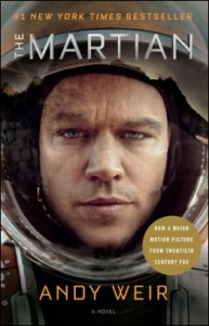 The Martian bookcover