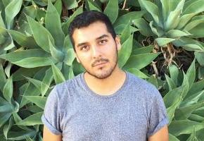 CSUN Student David Osorio-Vera