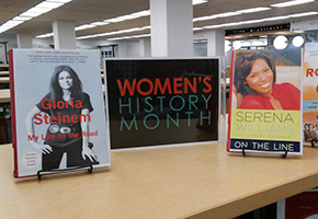 Women's History Celebrated During March