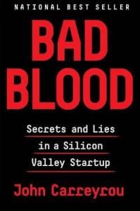Bad Blood title