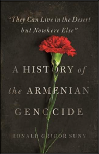 red carnation of book cover