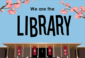 we are the library