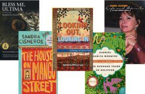 books for Celebrando Cultura display