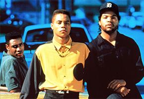 Boyz n the hood cover