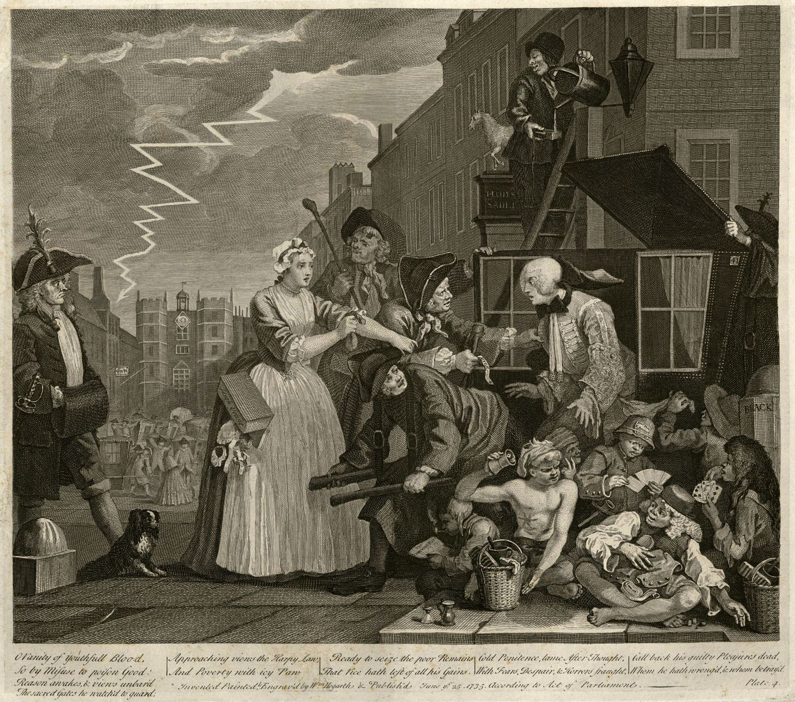 william hogarth  painter  printmaker  and satirist