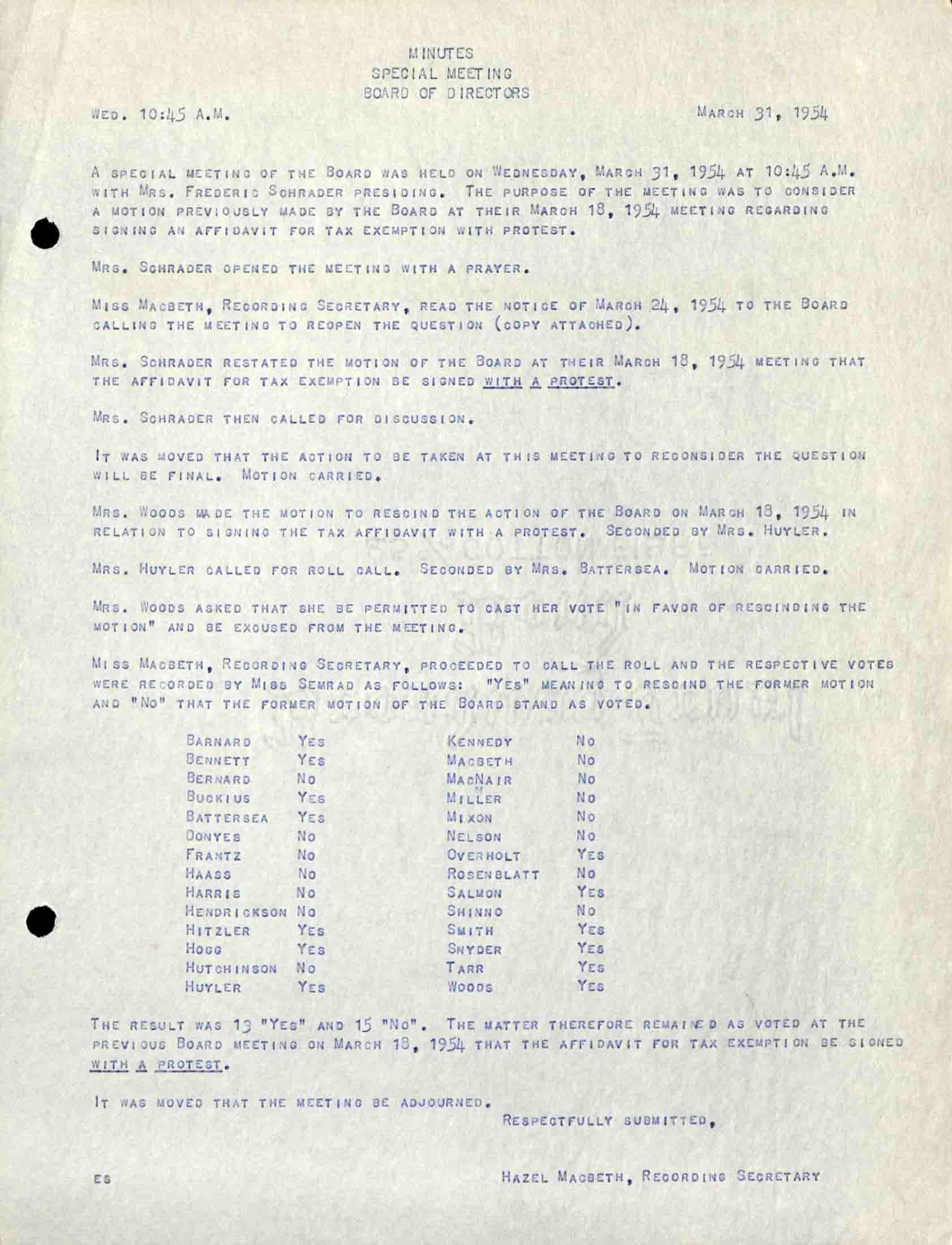 executive order 9835 cold war