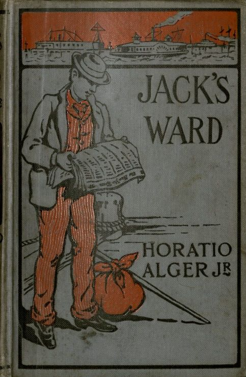 an examination of the book ragged dick by horatio alger jr Ragged dick [horatio alger jr] on amazoncom free shipping on qualifying offers i had heard of the horatio books many years ago, but never read one til now.