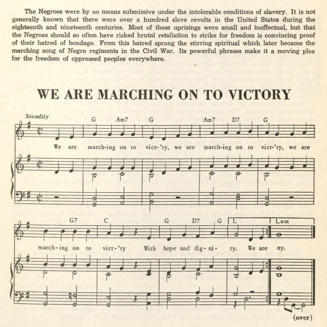 american slave songs