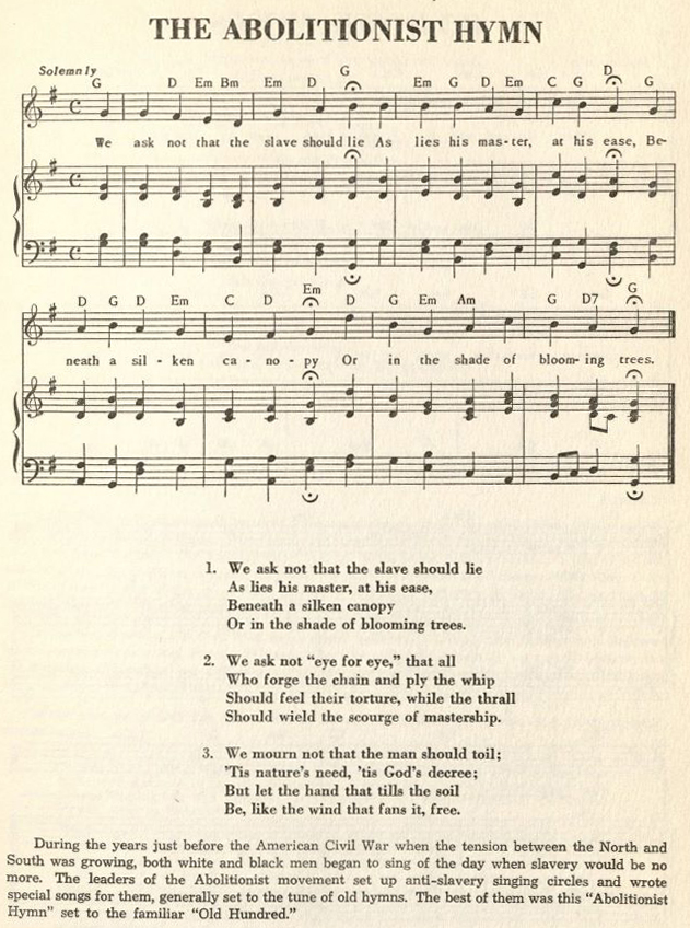 Lyric freedom lyrics gospel : Songs of Slave Resistance | Oviatt Library