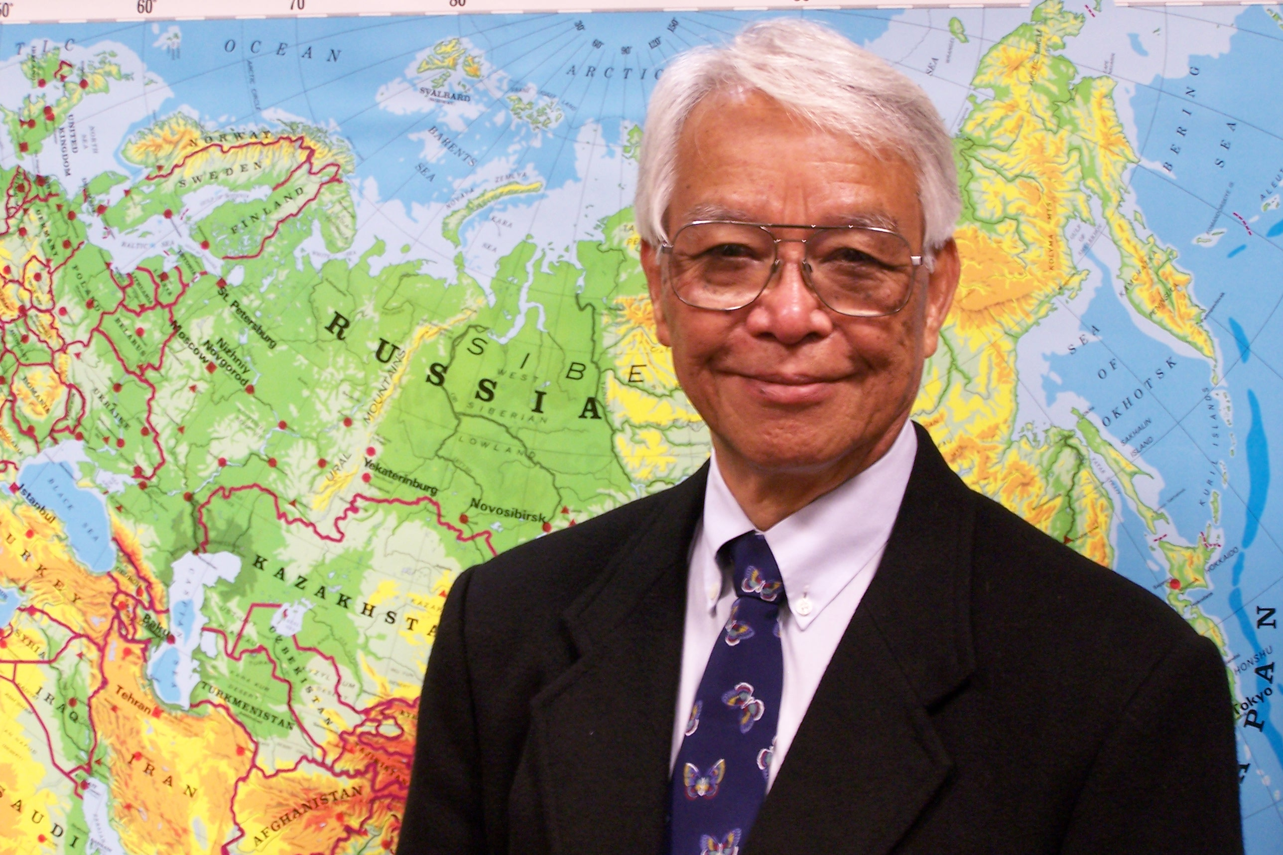 Art Britto, President of the Macau Arts Culture and Heritage Institute