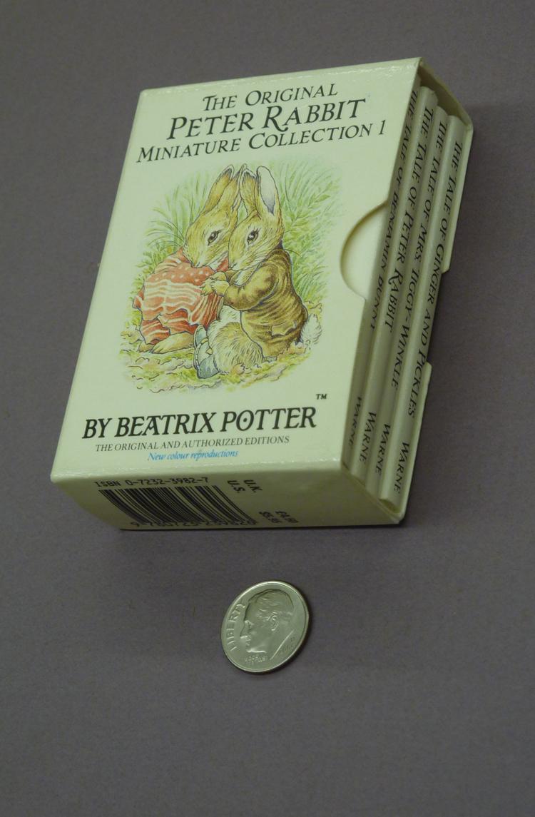 Miniature Books | Oviatt Library