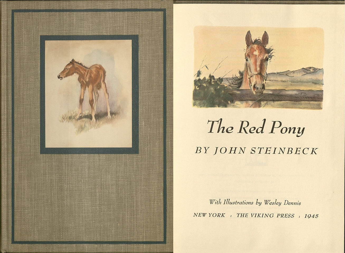 the themes of morality and disillusionment in the novel the red pony by john steinbeck Summary: analyzes themes and reveals symbolism found in chapter four (the leader of the people)of john steinbeck's short novel, the red pony the haystacks, the cattle, the pitchfork, the.