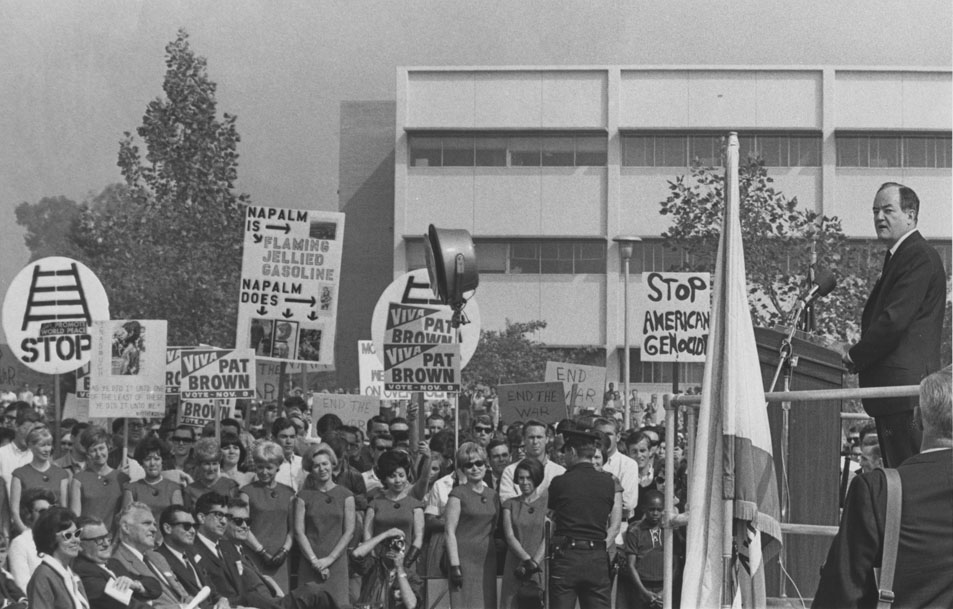 The Campus Unrest Collections | Oviatt Library