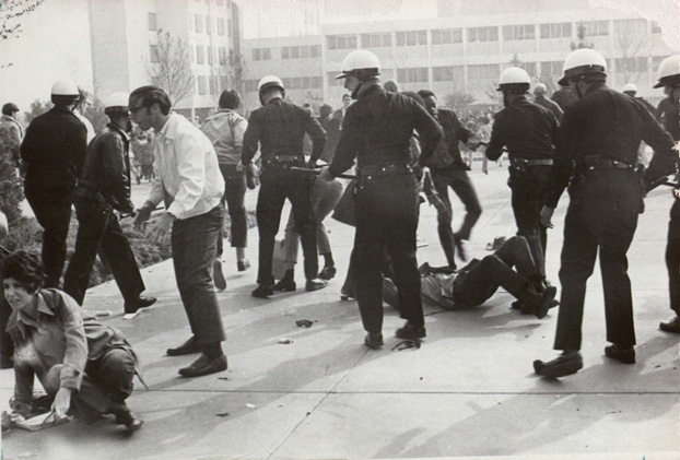 The Campus Unrest Collections Oviatt Library