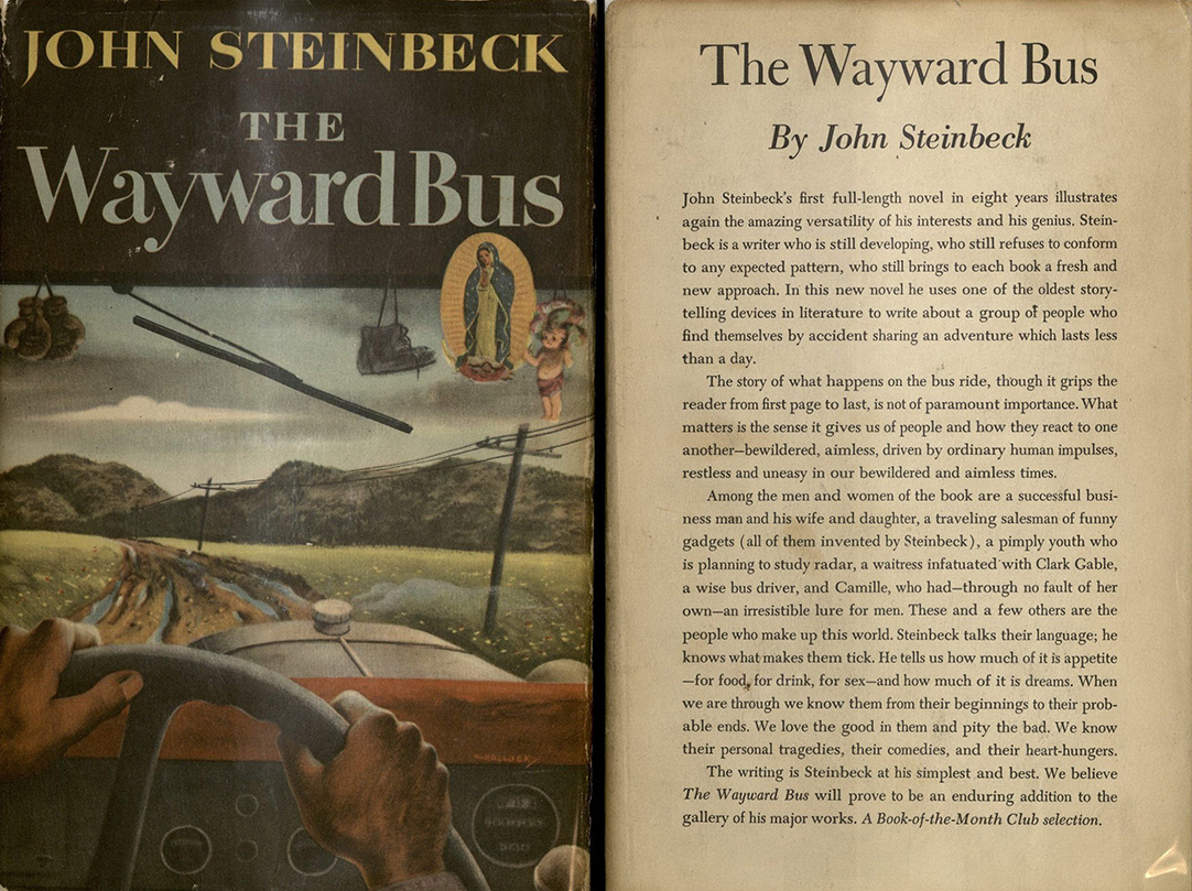 the works and literary styles of john steinbeck This lesson will provide a biography of john steinbeck steinbeck began the 1930s polishing his style with such works john steinbeck: biography, quotes & facts.
