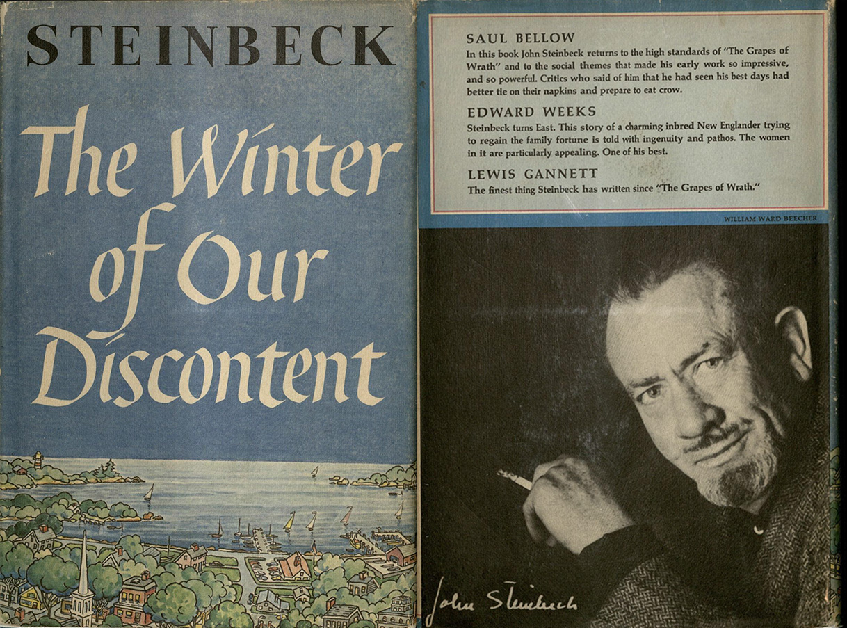 the great works of john steinbeck
