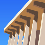 The Oviatt Library's Pillars