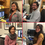 Members of the Bradley Center Team at CSUN