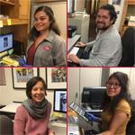 Members of the Bradley Center Team at CSUN