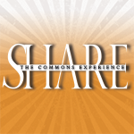 Share the Commons Experience Logo