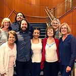 CSUN University Women's Club with Scholarship Winners