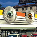 Photograph of Billboard by Robert Landau - Thumbnail