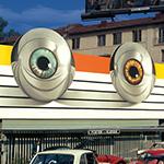 Photograph of Billboard by Robert Landau - Thumbnail