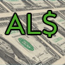 dollar bills, AL$