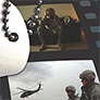 Dog Tags and Soldiers