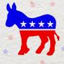 Democratic Donkey Logo
