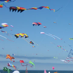 Painting the Sky with Kites