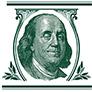 Ben Franklin Winking