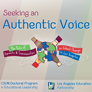 Seeking an Authentic Voice: The Role of Parents and Communities in School Change in Los Angeles
