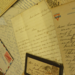 Selected items from Sources of Inquiry exhibit