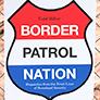 Todd Miller: Border Patron Nation (Book cover)